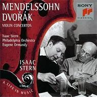 Violin Concertos: Stern, Ormandy / Philadelphia.o