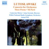 管弦楽曲集Vol.5[管弦楽のための協奏曲/他] ヴィト/ポーランドNRSO/カメラータ・シレジア