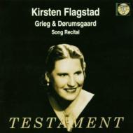歌曲集 Flagstad(S)