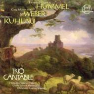 Trios For Flute, Cello & Piano: Trio Cantabile