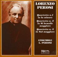 String Quartet.1, 2, 3: Ensemble L.perosi