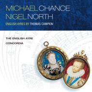 English Ayres: Chance(Ct)north(Lute)concordia
