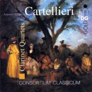 Clarinet Quartet.1、2、4 Klocker、Consortium Classicum