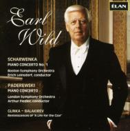Piano Concertos: Wild, Leinsdorf / Bso, Etc