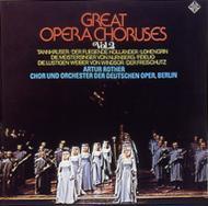 ドイツ・オペラ合唱曲集 ベルリン・ドイツ・オペラ合唱団