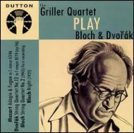 String Quartet, 2, Nuit: Griller Q +dvorak: Quartet, 12, Mozart