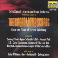 Spectacular Spielberg: Kunzel / Cincinnati Pops.o