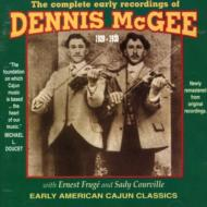 Early American Cajun Music