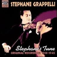 Stephane Tune -Original Recordings 1938-1942