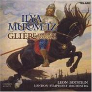 交響曲第3番 ボツスタイン&ロンドン交響楽団