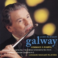 Flute Concertos.7, 8 / : Galway(Fl)/ London Mozart Players
