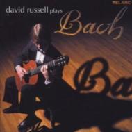 バッハ(1685-1750)/(Guitar)partita For Violin Solo.2 Lute Suite Etc: D.russell(G)