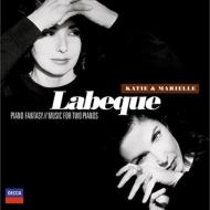 Katia & Marielle Labeque Brahms、Dvorak、Tchaikovsky、Gershwin、French & Spanish