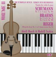 Violin Sonata.1 / 1 / 5: A.busch(Vn)Serkin(P)