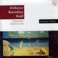 String Quartet: Quatuor Alcan