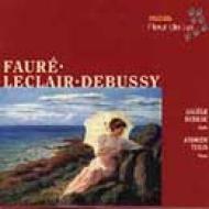 Violin Sonatas: Dubeau / Tunis