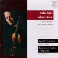 Violin Concertos: Dubeau / Marinov / Bu