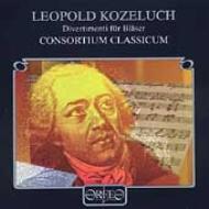 Works For Wind Ensemble: Consortium Classicum