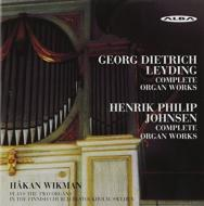 Organ Works: Wikman(Organ)+hinrick Philip Johnsen