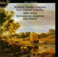 Clarinet Concerto: King(Cl)francis / Po