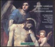 Lamentazioni E Miserere: Ensemble Il Terzo Suono