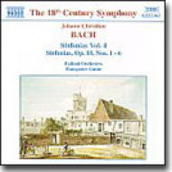 シンフォニア集Op.18 グミュール/ファイローニ