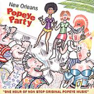 New Orleans Popeye Party