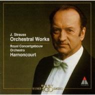 Waltzes, Polkas, Etc: Harnoncourt / Concertgebouw.o