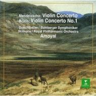 Violin Concerto./ .1: Amoyal(Vn)guschlbauer, Scimone