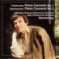 Piano Concerto.1 / 3: Berezovsky(P)kitayenko / Moscow.po, Inbal / Po