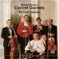 Clarinet Quintet: Berliner Solisten(Leister, Etc)