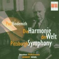 交響曲『世界の調和』、ピッツバーグ交響曲 ケーゲル&ドレスデン・フィル