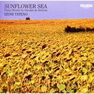 ひまわりの海〜セヴラック:ピアノ作品集 舘野泉(2CD)