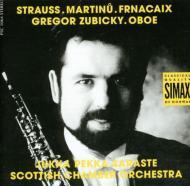 Oboe Concertos: Zubicky, Saraste