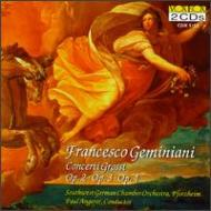 Concerti Grossi Op.2, 3, 4: Angerer / Swd Co