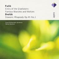 Orch.works: Neumann / Czech.po +dvorak: Slavonic Rhapsody.1