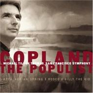 Copland The Populist