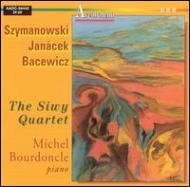 Violin Sonata / Mity / Piano Quintet: Bourdoncle(P)siwy.sq
