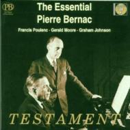 歌曲集 Bernac
