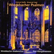 Psalmes 2: Windsbacher Knabenchor