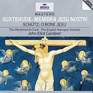 ブクステフーデ:われらがイエスの四肢、他 ガーディナー&モンテヴェルディ合唱団、イングリッシュ・バロック・ソロイスツ