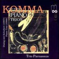 Piano Trios: Trio Parnassus