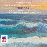 La Mer / The Sea: Svetlanov / Russian State.so