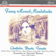 Chorlieder, Duette, Terzette