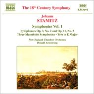 交響曲集Vol.1 アームストロング/ニュージーランド室内管弦楽団