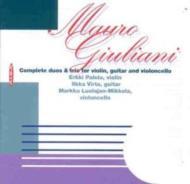 Comp.duos, Trios For Guitar, Violin, Cello: Virta(G)Etc