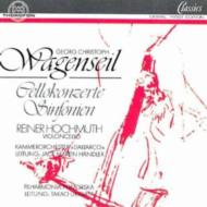 HMV&BOOKS onlineヴァーゲンザイル(1715-1777)/Sinfonia Concerto: Ukigaya /
