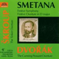 Festive Sympphony, Etc: Czech.po