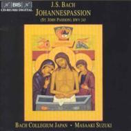 Johannes-passion: 鈴木雅明m.suzuki / Bach Collegium Japan