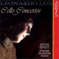 チェロ協奏曲集Vol.1 A・ボヌッチ(Vc)、アンサンブル・スツルメンターレ・イタリアーノ